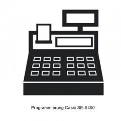 Programmierung Casio SE-C450