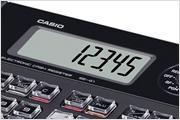 Bedieneranzeige Casio SE-G1