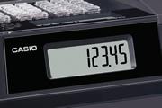 Kundenanzeige Casio SE-G1